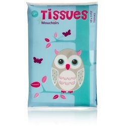 Owl Pocket Tissues